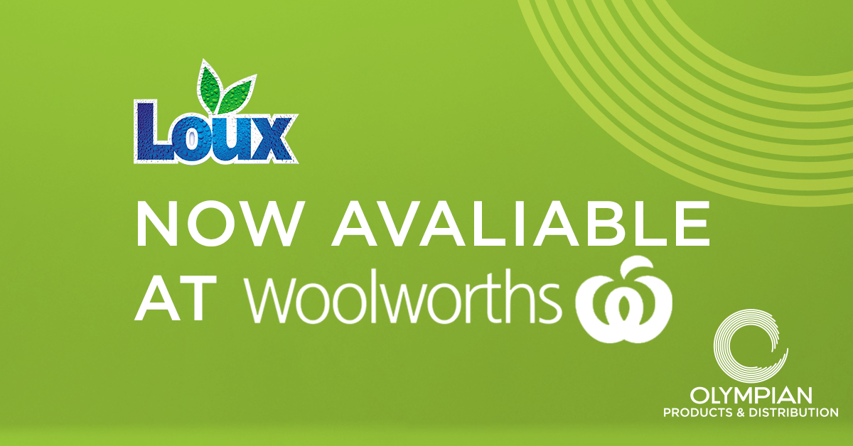 Woolworths launch banner